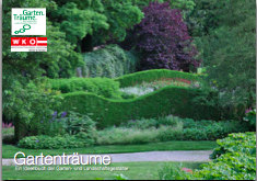 Titlebild des Gartengestaltungs-Prospektes